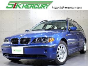BMW 3シリーズ 318iツーリング ハイラインPKG 黒革 Bluetooth スタッドレスタイヤ有 シートヒーター AUX ETC