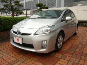 トヨタ プリウス S ナビ&TV・ETC・バックカメラ・車歴レンタカー