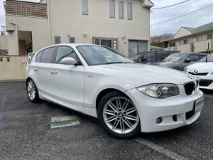 BMW 1シリーズ 116i Mスポーツパッケージ ハーフレザーシート HIDライト プッシュスタート ナビTV バックカメラ