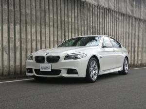 BMW 5シリーズ 523i Mスポーツパッケージ 1オーナー Bカメラ