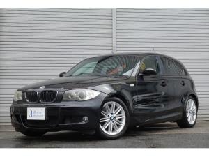 BMW 1シリーズ 130i Mスポーツ 6速MT ワンオーナー 黒革 1年保証