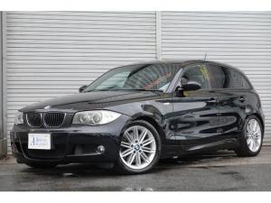 BMW 1シリーズ 130i 後期HDDナビ黒革パドルシフト1年保証