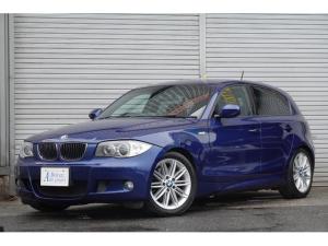 BMW 1シリーズ 130i 後期モデル 黒本革シート HDDナビ 1年保証