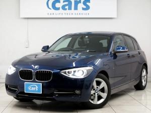 BMW 1シリーズ 116i スポーツ 禁煙 純正HDDナビ HID ETC ディーラー記録簿有り Bluetooth接続 全国対応1年保証付き