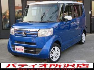 ホンダ N-BOX 2トーンカラースタイル G・Lパッケージ ナビ ETC