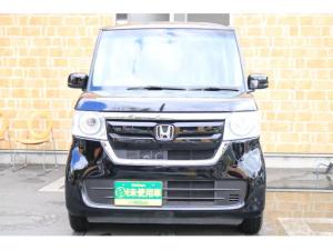 ホンダ N-BOX G・Lホンダセンシング 届出済未使用車 衝突軽減ブレーキ キーフリー 両側パワースライド 禁煙車
