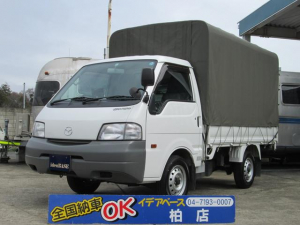 マツダ ボンゴトラック DX 幌 ナビ バックカメラ ETC