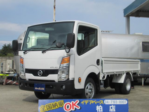 日産 アトラストラック フルスーパーローDX 1.5t 荷台木製 リアWタイヤ