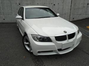 BMW 3シリーズ 320i Mスポーツパッケージ Mスポーツ・6速MT・ビルシュタインショック・18インチアルミホイール・アルカンターラスポーツシート・運転席助手席パワーシート・プッシュスタート