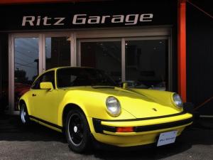 ポルシェ 911 911SC エンジンミッションオーバーホール済 ディーラー車