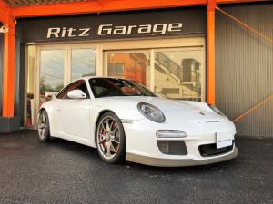 ポルシェ 911 911GT3 スポーツクロノパッケージ 点検記録簿付