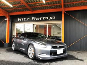 日産 GT-R HKS車高調 社外ECU チタンマフラー