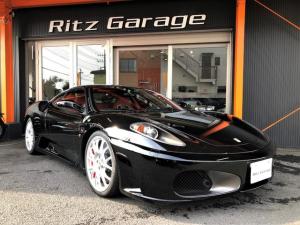 フェラーリ F430 F1 2006yモデル F430 F1 正規ディーラー車両 走行7千キロ台 デイトナシート 19インチ チャレンジホイル イエローレブカウンター カロッツェリア製HDDナビ&TV