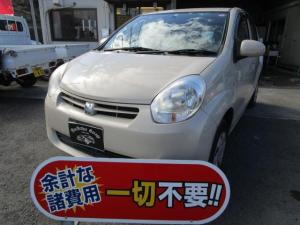 トヨタ パッソ X ユルリ CD ABS