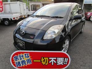 トヨタ ヴィッツ RS キーレス 衝突安全ボディ