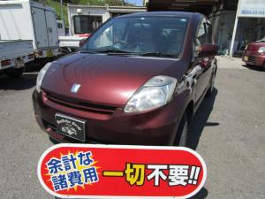 トヨタ パッソ X CD ABS