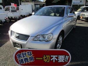 トヨタ マークX 250G Fパッケージリミテッド CD HID 走行50000KM
