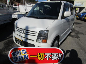 マツダ AZワゴン RR-DI HID ベンチシート