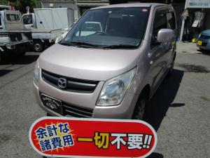 マツダ AZワゴン XG CD 衝突安全ボディ