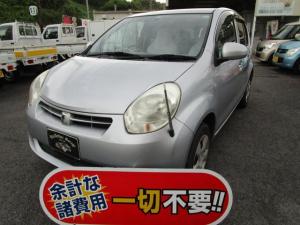 トヨタ パッソ G CD再生 記録簿付き Wエアバッグ ABS エアコン