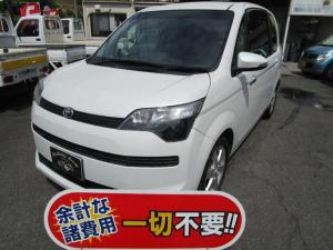 トヨタ スペイド G SDナビ ワンセグTV バックカメラ ETC スマートキー