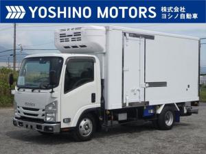 いすゞ エルフトラック いすゞ 小型冷蔵冷凍車