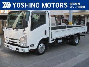 いすゞ エルフトラック 平ボディー 自社レンタUP 150馬力 5MT 積載2t