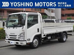 いすゞ エルフトラック 平ボディー 自社レンタUP 3t標準ロング 6Mt スムーサー