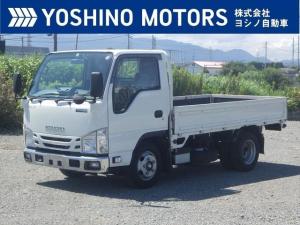いすゞ エルフトラック 平 ショート AT 110馬力 積載2t