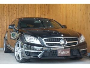 メルセデス・ベンツ CLSクラス シューティングブレーク CLS63 AMG シューティングブレークACC SR黒革