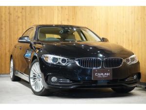 BMW 4シリーズ 420iグランクーペ ラグジュアリー インテリジェントセーフ