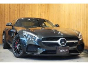 メルセデスAMG GT S AMGダイナミックPKG+ エクスクルーシブPKG+ AMG鍛造19/20黒AW AMGパフォーマンスシート ブルメスター ナッパレザー/レザーDINAMICAインテリア AMGステアリング 禁煙車