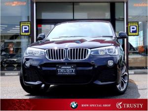 BMW X4 xDrive 28i Mスポーツ 1オーナー ブラウン革