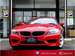BMW Z4 sDrive20i MスポーツPKG 2Lエンジン 黒革