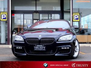 BMW 6シリーズ 650iクーペMスポーツ LEDヘッドライト SR 19AW