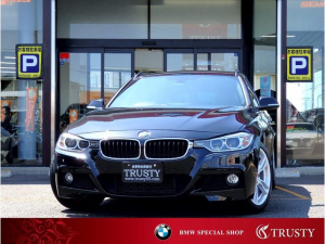 BMW 3シリーズ 320iツーリング Mスポーツ フルセグTV 純正18AW
