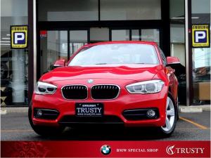 BMW 1シリーズ 118i スポーツ 後期型 1オーナー LEDヘッドライト