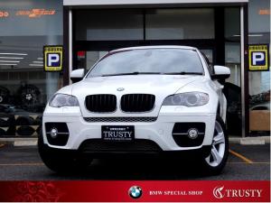 BMW X6 xDrive 35i 8AT 5人乗り 黒本革 1年保証