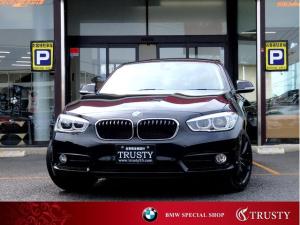BMW 1シリーズ 118iスポーツ 17AW Dアシスト クルコン 1年保証