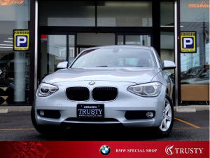 BMW 1シリーズ 116i 下取車 HDDナビ 記録簿6枚 1年保証