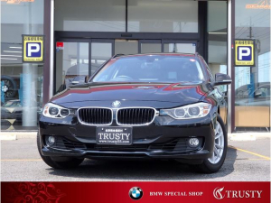 BMW 3シリーズ 320iツーリング ブラックレザー シートヒーター 1年保証