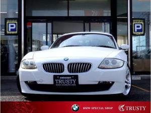 BMW Z4 ロードスター3.0si ハードトップ付 アイボリー革 純正17インチAW 社外ナビ 地デジ ETC リアPDC キセノンヘッドライト シートヒーター メモリーパワーシート マルチステア 直6エンジン 1年保証