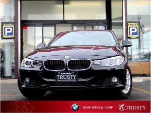 BMW 3シリーズ 320i ディーラー下取車 純正16インチAW HDDナビ DVD Mサーバー BTオーディオ バックカメラ スマートキー メモリーパワーシート リアPDC ブルートゥース マルチステア 1年保証