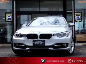 BMW 3シリーズ 320i xDrive スポーツ ドライビングアシスト 4WD 純正17インチAW HDDナビ CD DVD Mサーバー BTオーディオ バックカメラ クルーズコントロール スマートキー マルチステア リアPDC 記録簿 1年保証