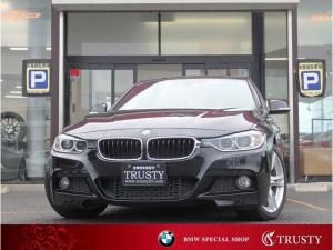 BMW 3シリーズ 320i Mスポーツ 純正18インチAW 純正フルエアロ HDDナビ DVD Mサーバー ブルートゥース バックカメラ スマートキー バイキセノン マルチステア メモリーパワーシート パドルシフト 1年保証
