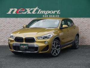 BMW X2 xDrive 20i MスポーツX ブラウンレザー
