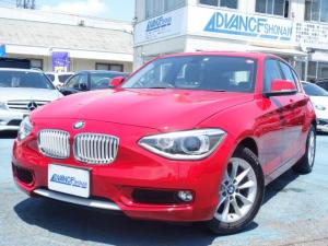 BMW 1シリーズ 116i 禁煙車 純正HDDナビ スマートキー ETC