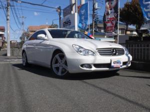 メルセデス・ベンツ CLSクラス CLS350 CLS350(4名) 純正ナビ 正規輸入車 本革シート