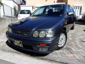 日産 ブルーバード 2.0SSSアテーサ パワステ パワーウィンドウ ABS CD エアバッグ キーレス 4WD SR20