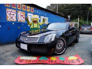 キャデラックXLR 外装カスタム アシャンティ22インチ エアロ 黒レザー